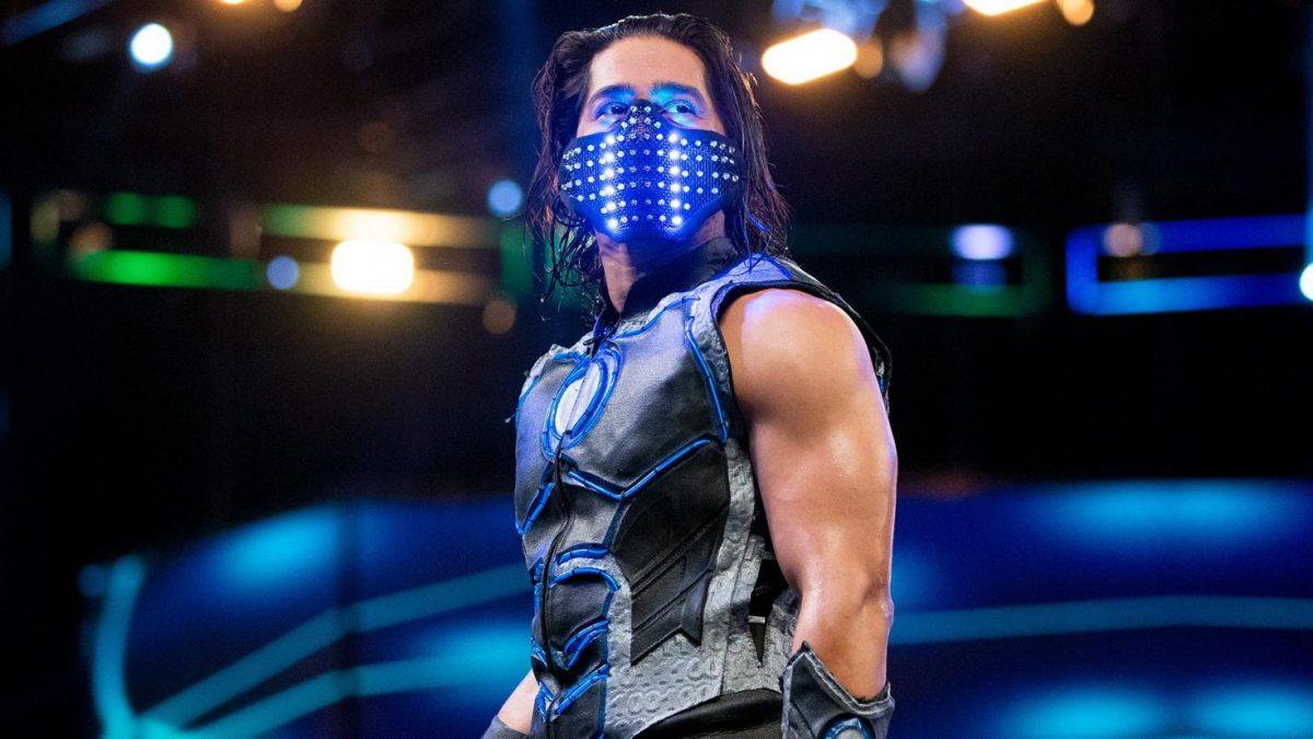 Ali conta como teve o primeiro contato profissional com a WWE
