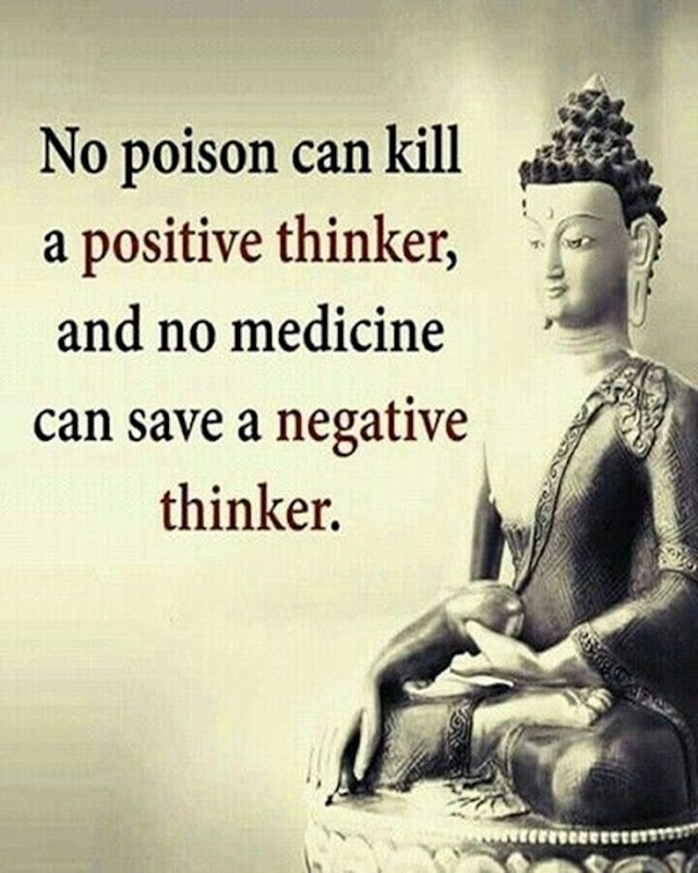 No Poison Can Kill a Positive Thinker - Quotes Top 10 Updated