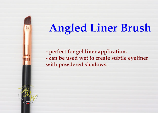 a photo of Riot Angled Liner Brush