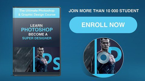The Ultimate Photoshop & Graphic Design Course ! 2020 [Free Online Course] - TechCracked