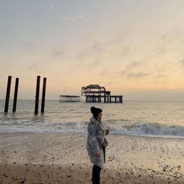 Brighton blogger