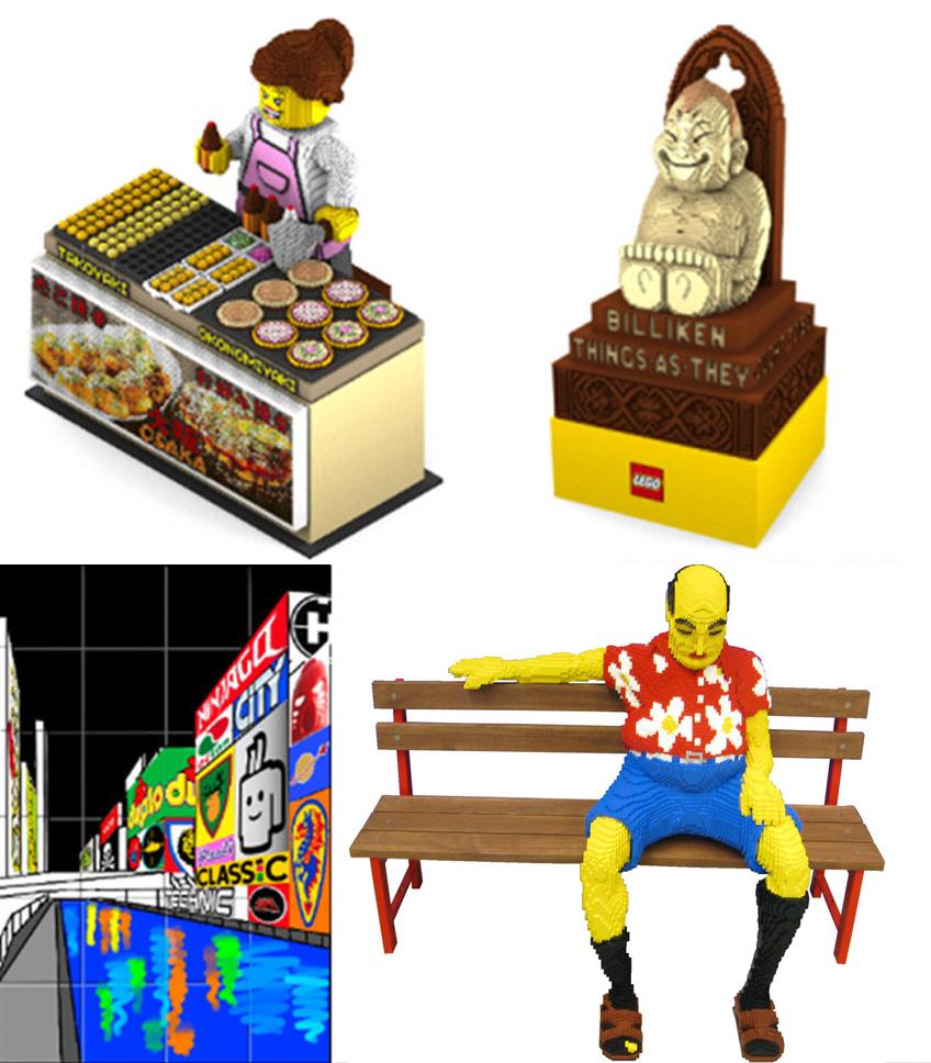 11/20(金)心斎橋PARCOにレゴストアオープン!豊富なレゴ体験ができる店(2020)