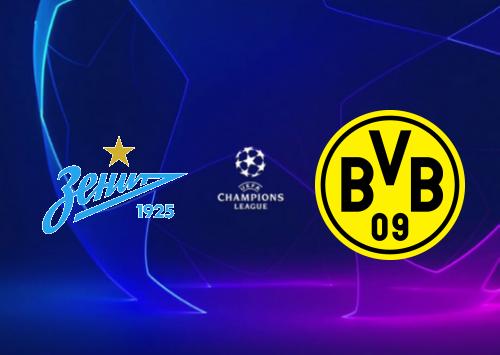 Zenit vs Borussia Dortmund -Highlights 08 December 2020
