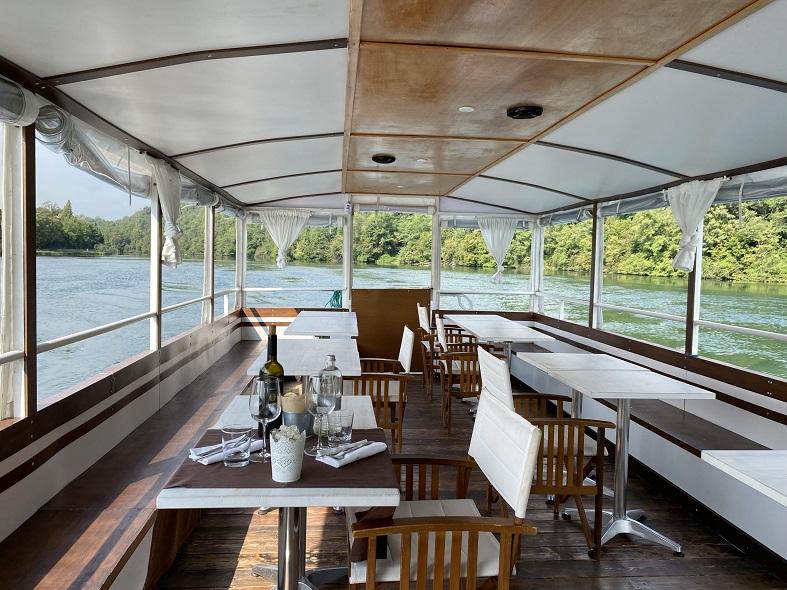 Navigare sul fiume Adda con Adda Insieme