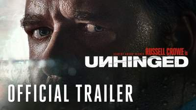 UNHINGED 2020 Hindi Tamil Telugu Eng Movie 480p