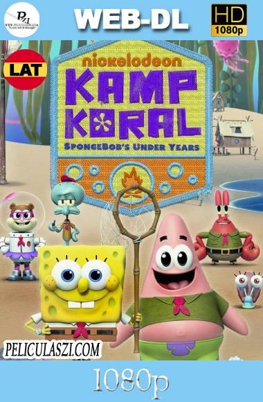 Kamp Koral: ¡Los primeros años de Bob Esponja! (2021) Full HD Temporada 1 WEB-DL 1080p Dual-Latino VIP
