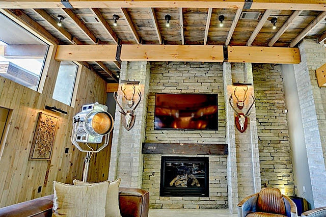 แต่งบ้านแบบ Loft Style