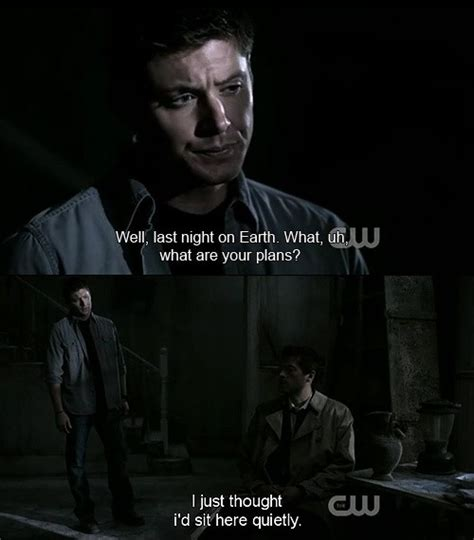 Supernatural TV Shows best  Image Quotes