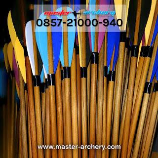 Jual Anak Panah (Arrow) Aluminium Jakarta Selatan - 0857 2100 0940 (Fitra)