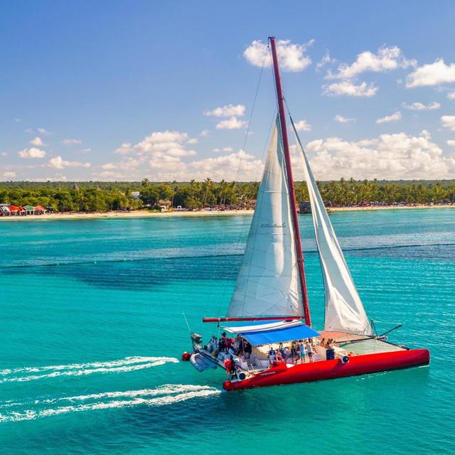 Playa Dominicus, República Dominicana.