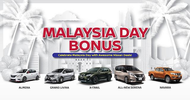 NISSAN TAWAR REBAT RM8K SEMPENA HARI MALAYSIA
