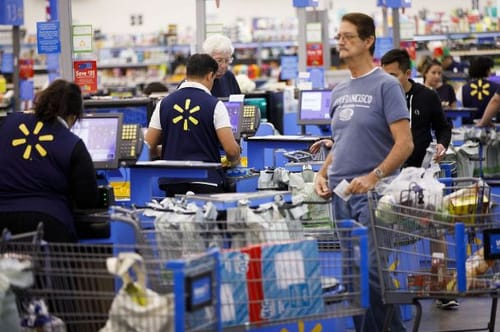 Walmart Explores the World of Cryptocurrency