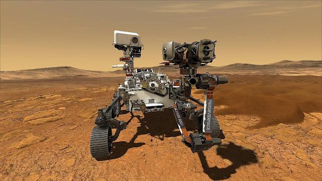 هل تعرف ما هي مركبة برسفيرنس الفضائية ؟