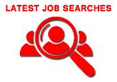 latest job searches