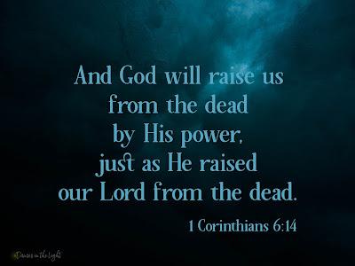 1 Corinthians 6:14