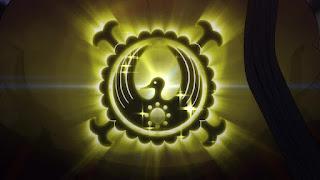 ワンピースアニメ 989話 | 傳ジロー DENJIRO | 居眠り狂死郎 赤鞘九人男 光月家の家紋 | ONE PIECE