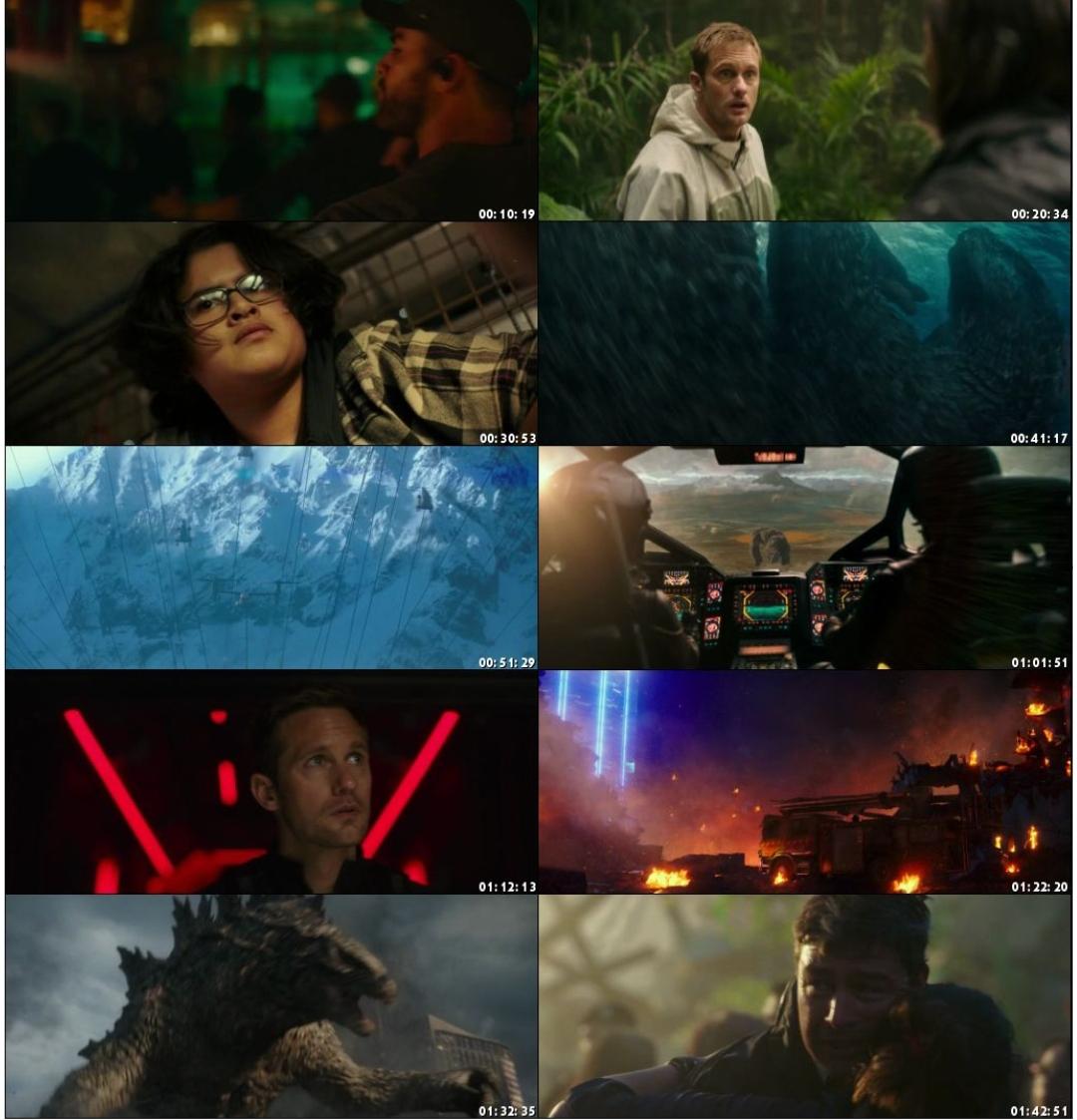 Godzilla vs Kong 2021 Hindi Dual Audio 720p Web-DL