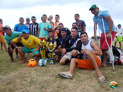 Vasco é campeão do Torneio Dival Gabriel
