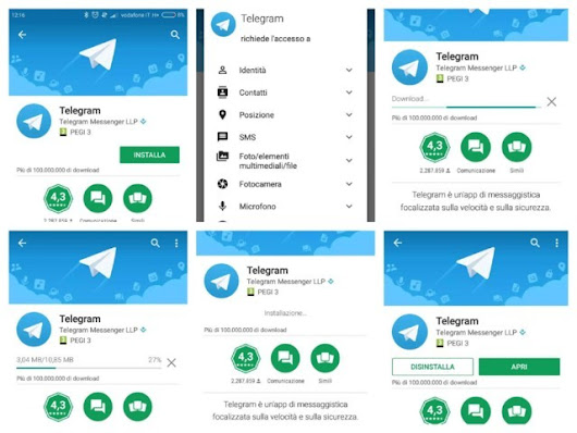 Telegram. Una valida alternativa a WhatsApp.