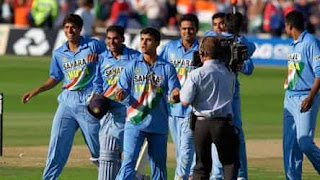 England vs India NatWest Series Final 2002 Highlights