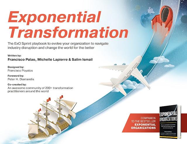 Los conceptos fundamentales hacia la transformación exponencial #OpenEXO #6Ds #MTP #IDEAS #SCALE