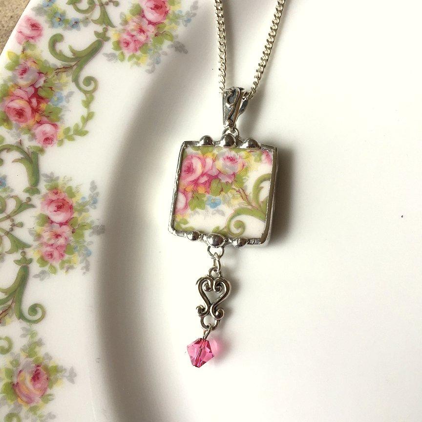 Dishfunctional Designs: New Broken China Jewelry In My ...