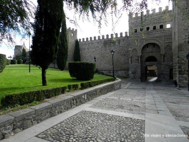 Puerta de Alfonso VI, ruta islámica, Toledo