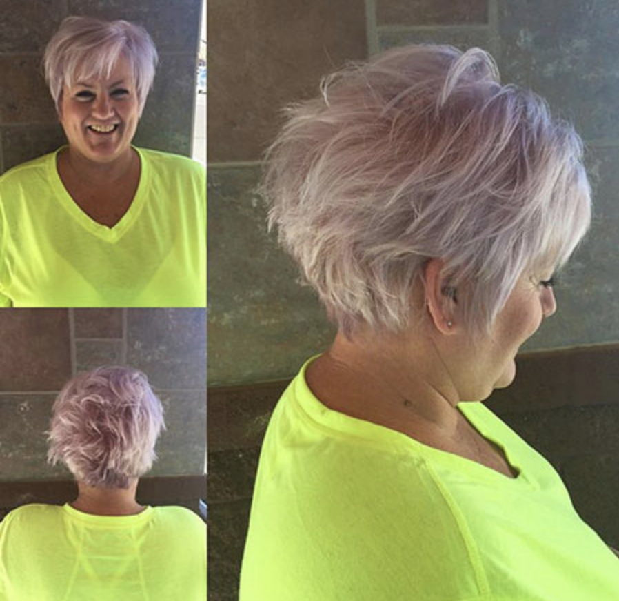 Short Hairstyles For Women Over 50 Latesthairstylepedia Com