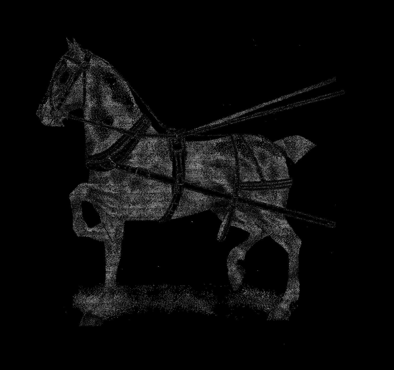 Digital Stamp Design: Free Horse Digital Stamp: 2 Antique