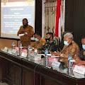 Wakil Walikota Kupang Buka Rakor Tim Terpadu Penanganan Konflik Sosial 2020