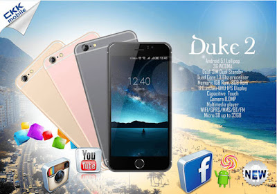 CKK Duke 2, Official Price, Specs, Features