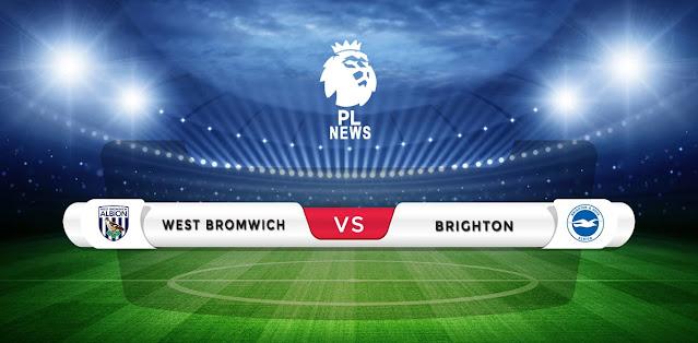 West Brom vs Brighton Prediction & Match Preview