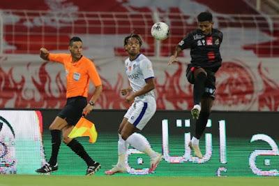ملخص واهداف مباراة الهلال والوحدة (3-1) الدوري السعودي