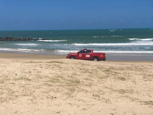 Corpo que pode ser de adolescente de 15 anos desaparecida após afogamento na praia da Redinha é encontrado na Grande Natal