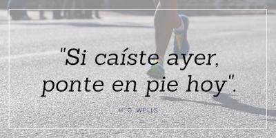frases motivadoras deporte H. G. Wells