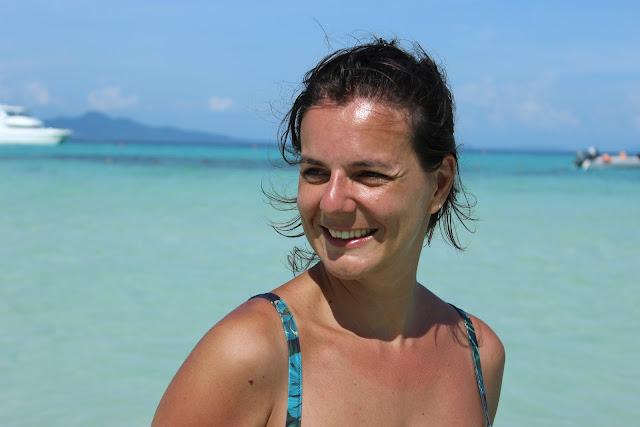 excursions seastar, kho phi phi, bamboo island, voyages thailande, les petites bulles de ma vie
