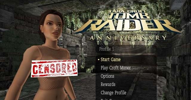 Tomb Raider Anniversary Nude Download 8