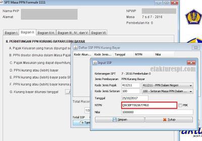 "Solusi ETAX-60011 : Gagal Menyimpan SSP, ETAXSERVICE-50001 : SSP Tidak Valid, ETAX-API-60014 : Not Found"""