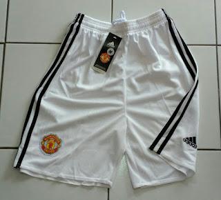 Jual Celana Manchester United Home 2017/2018 di toko jersey jogja sumacomp, murah berkualitas
