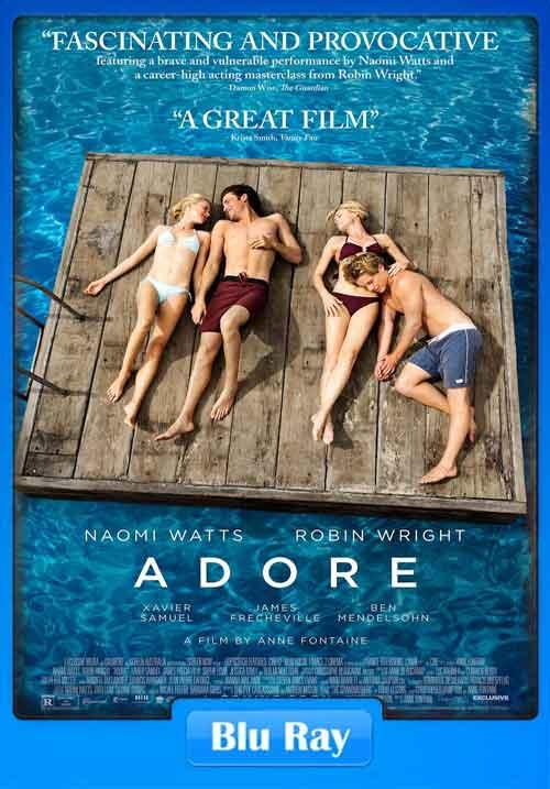 Adore 2013 Poster