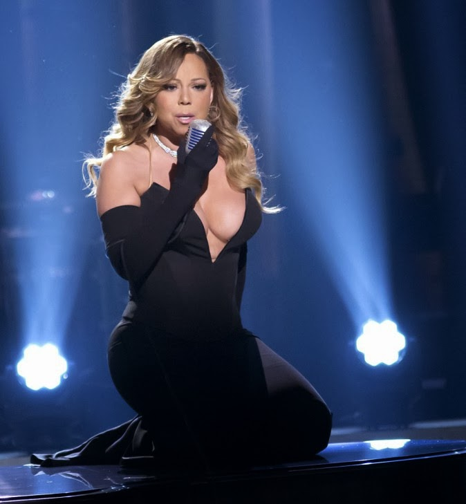 BET Honors 2014 Mariah Carey