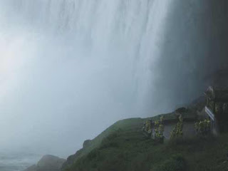 Journey Behind The Falls.
