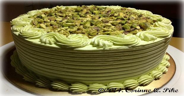 Avocado Cake Recipe