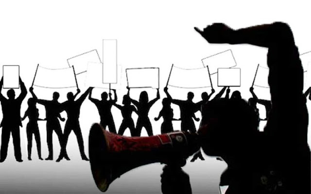 BBM Langka, Mahasiswa PMII Batam Demo Pertamina Minta BPH Migas Sidak