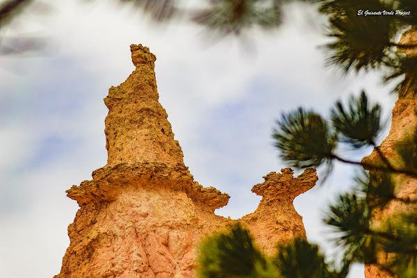 Queen Victoria, Bryce Canyon - Utah, por El Guisante Verde Project