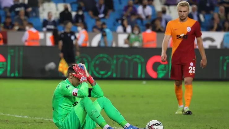 Galatasaray sonunu getiremedi!