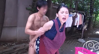 Perverted Japanese Family-fucking japanese mother