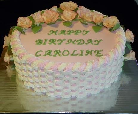 Dave The Cake Man Happy 75th Birthday