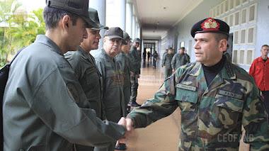 Operativo civico militar del Comando Operativo Estratégico de la Fuerza Armada Nacional Bolivariana (Ceofanb) en sus 15 años