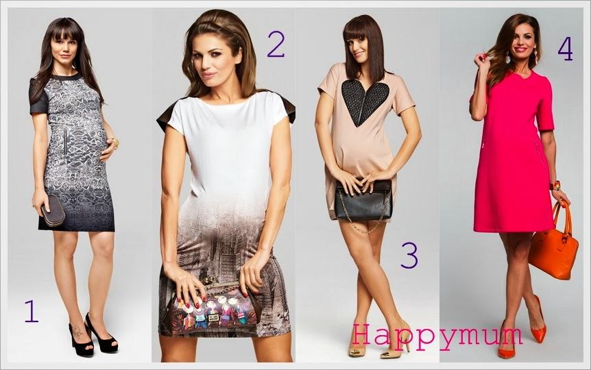 c4c51a4b2b Mama Glamour  Ciążowe sukienki na wiosnę